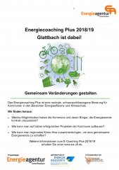 E-Coaching Plus 2018/19